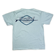 Lake Shirts East Beach Balkanize Surf Tee