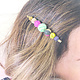 World Finds Sari Chic Graduated Kantha Hair Pins