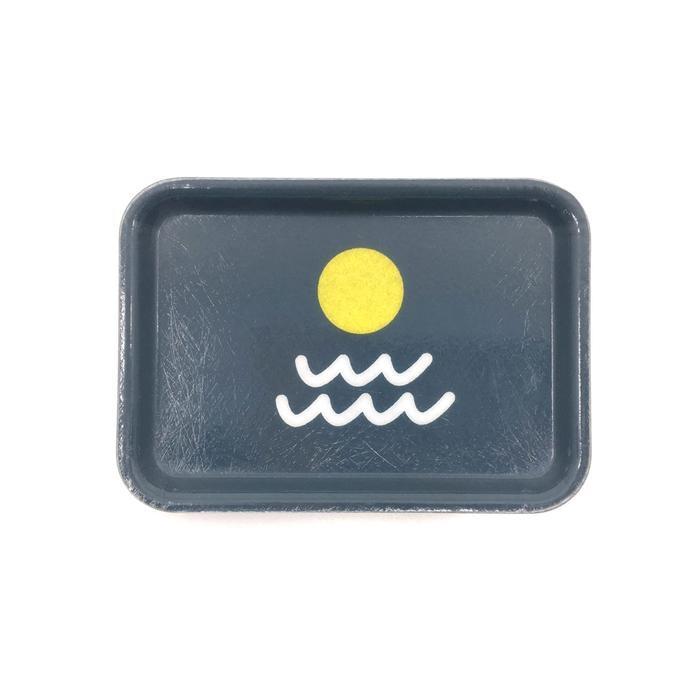 Three Potato Four Sun/Waves Small Trinket Tray