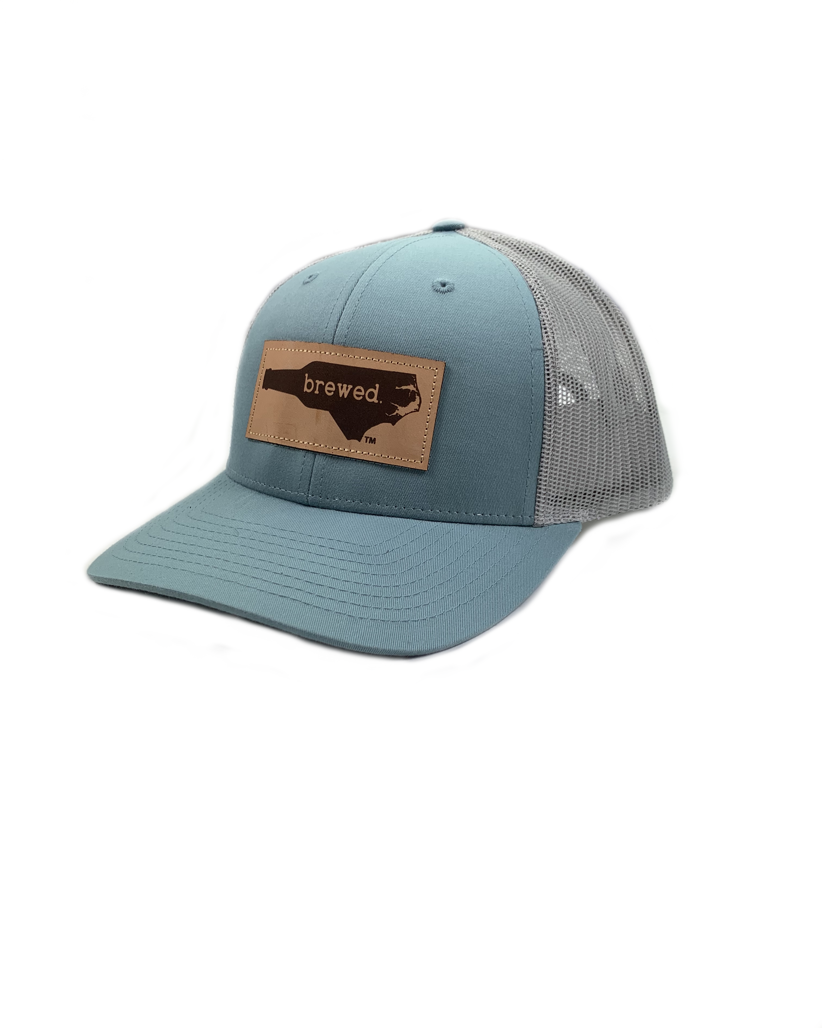 Ale Whales/Lost Wondo NC Brewed Patch Hat