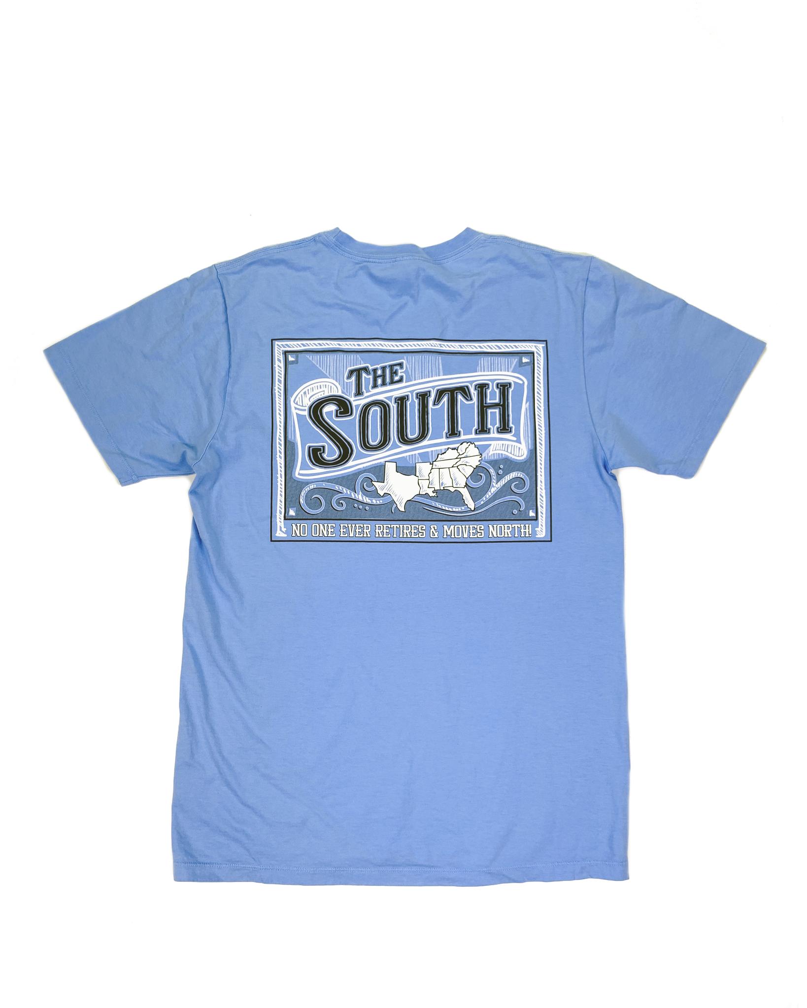 Ale Whales/Lost Wondo BHI The South Retiree Shirt