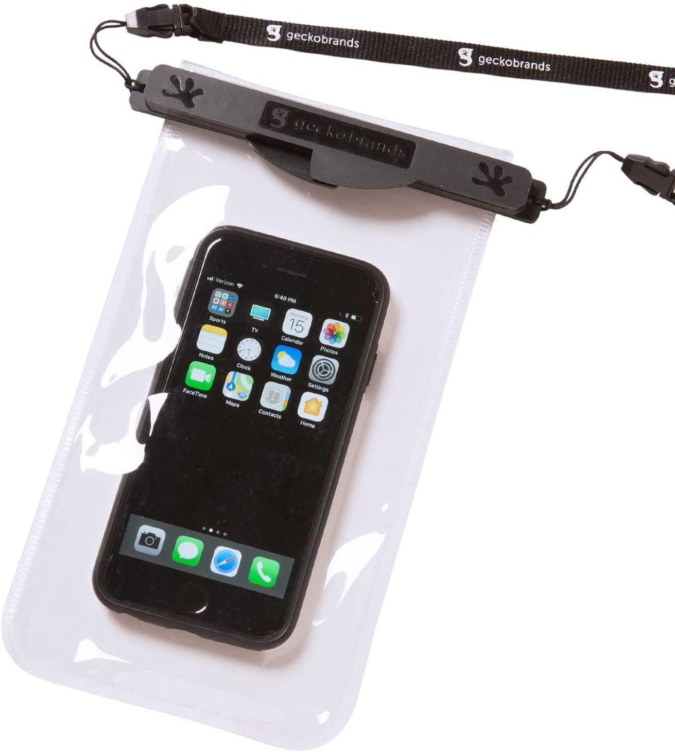 Geckobrands Magnetic Phone Bag