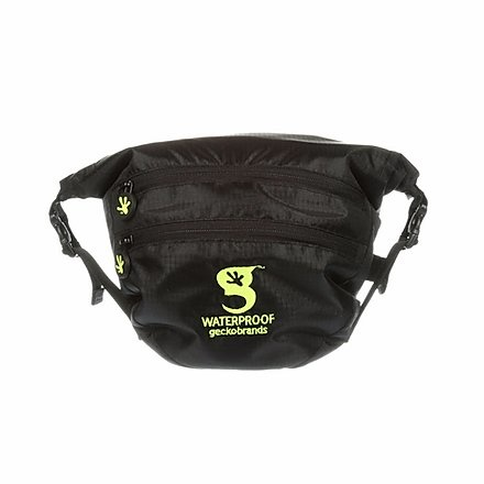 Geckobrands Waterproof Lightweight Dry Bag Waist Pouch