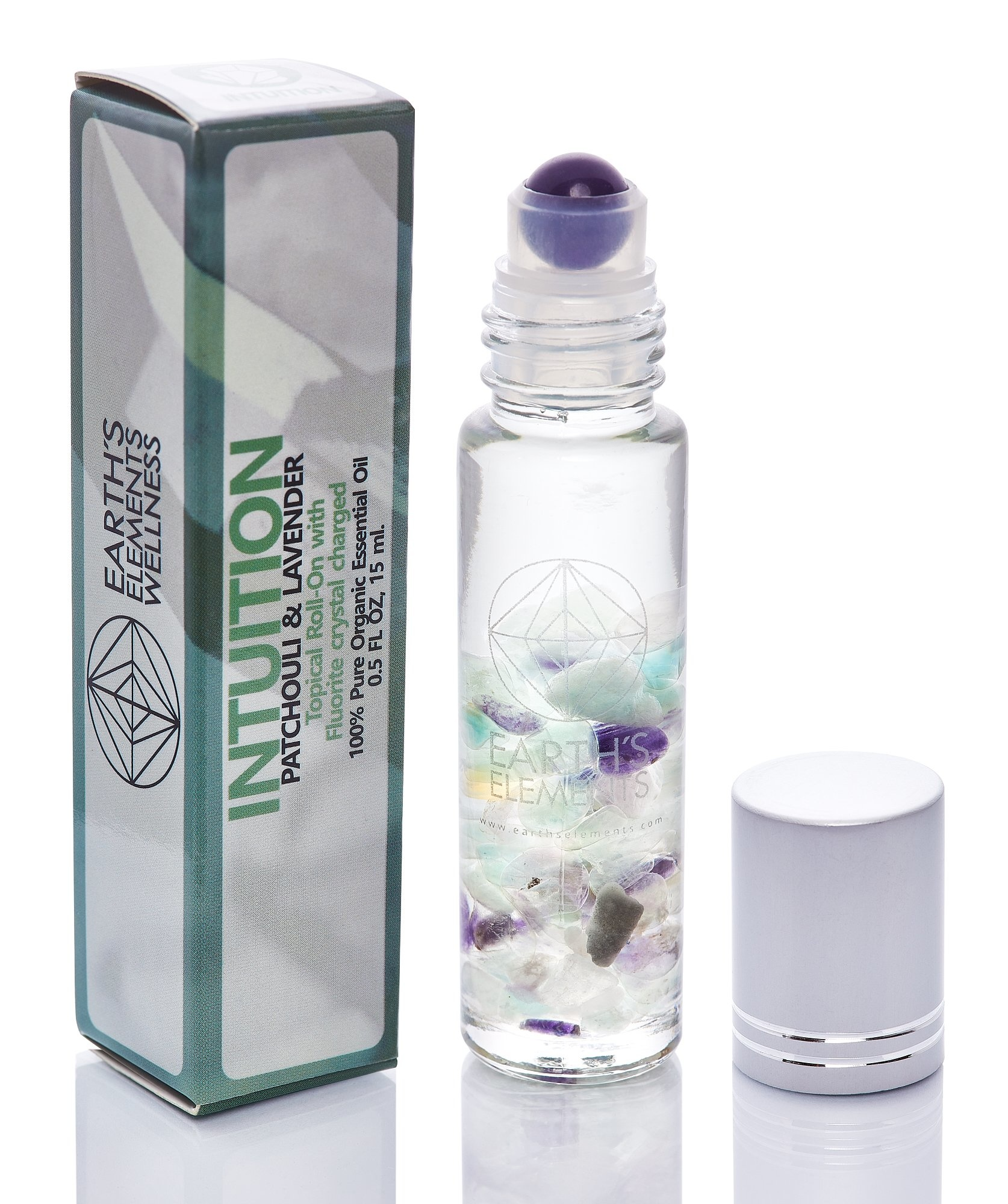Earth Elements Essential Roll On Oil Blends