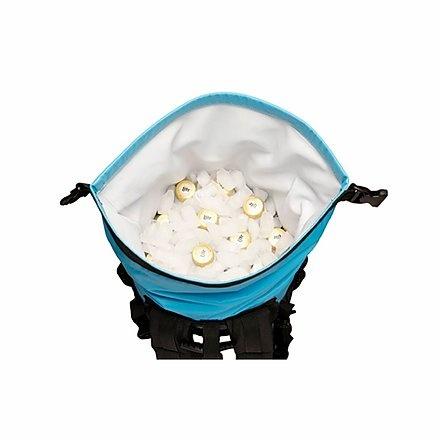 Geckobrands Backpack Dry Bag Cooler