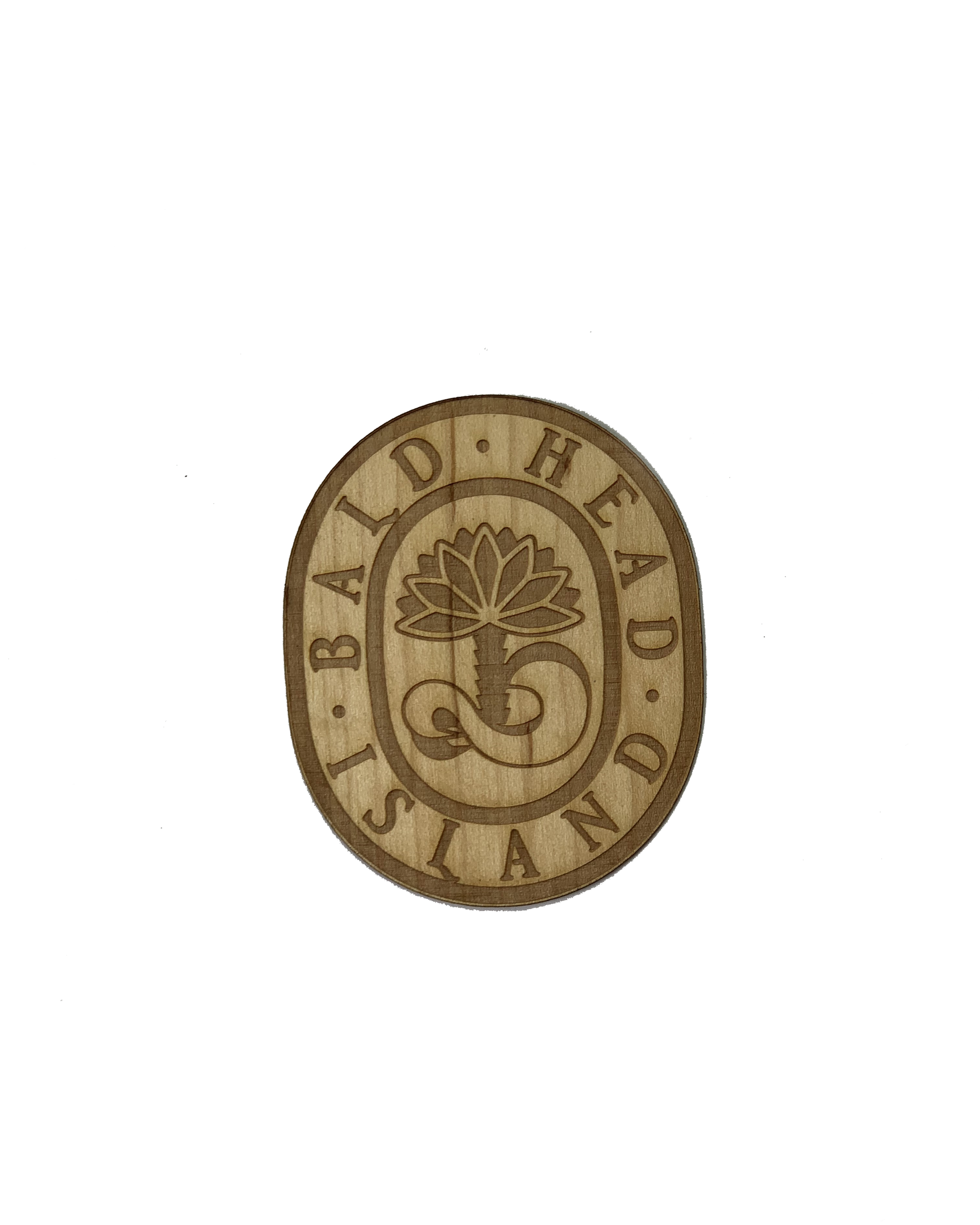 Tangico Wood Sticker