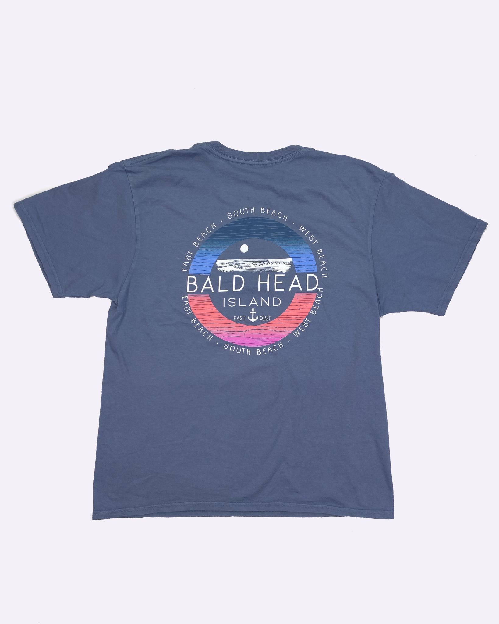 Lake Shirts BHI Handsel Ocean Tee