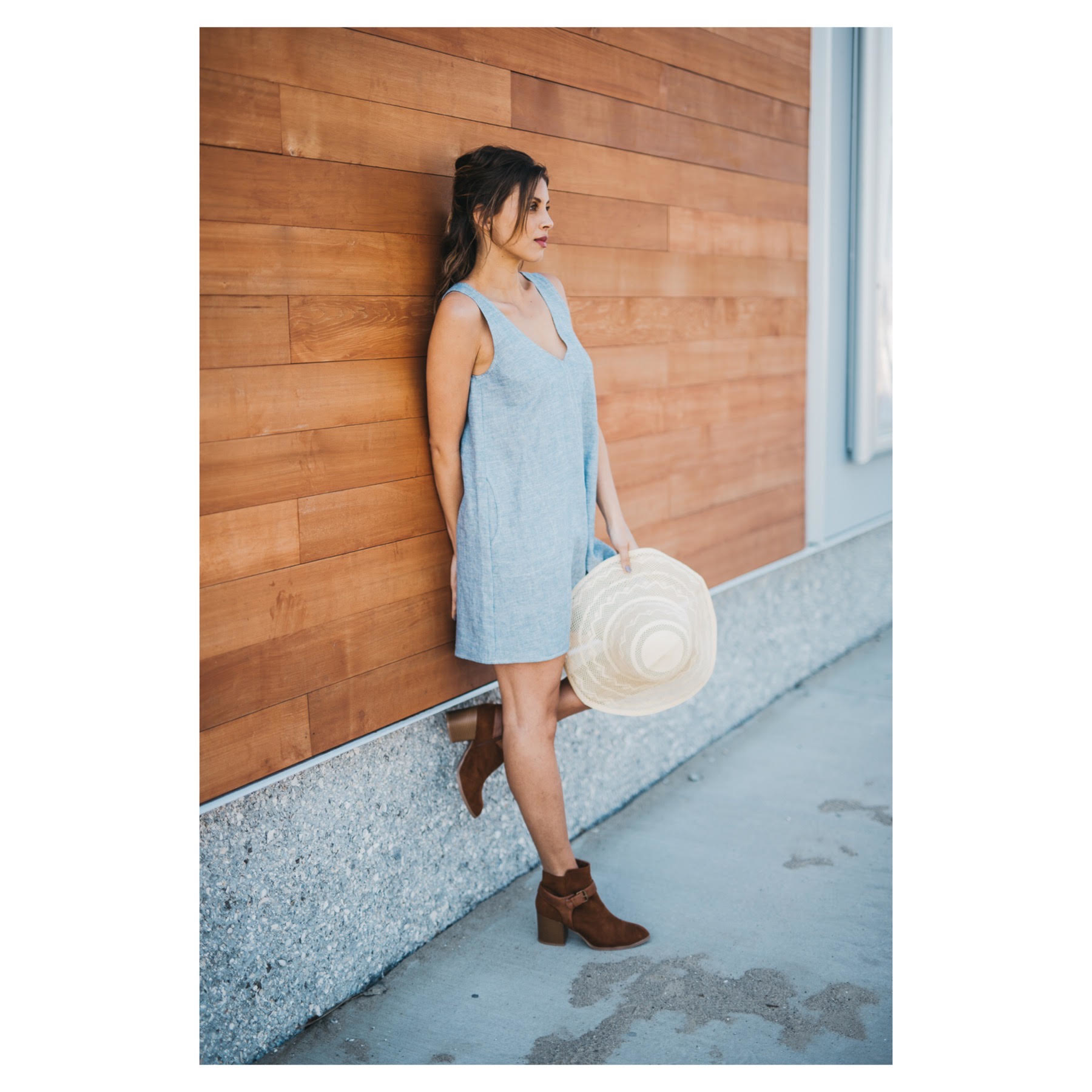 Rove and Roam Latitude Shift Dress
