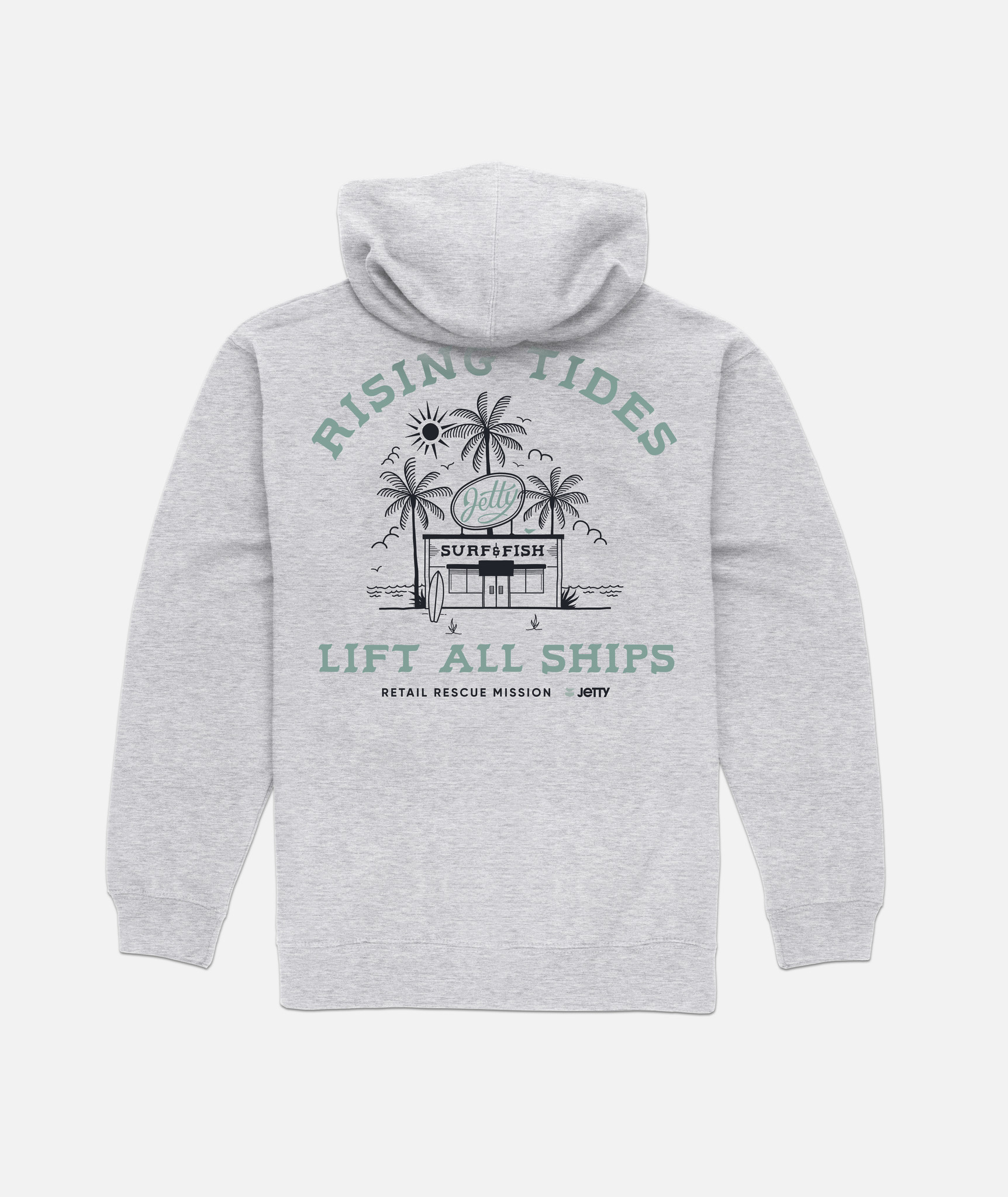 Jetty Rising Tides Hoodie