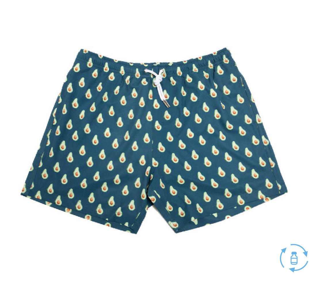 Bermies Bermies Avocado Shorts