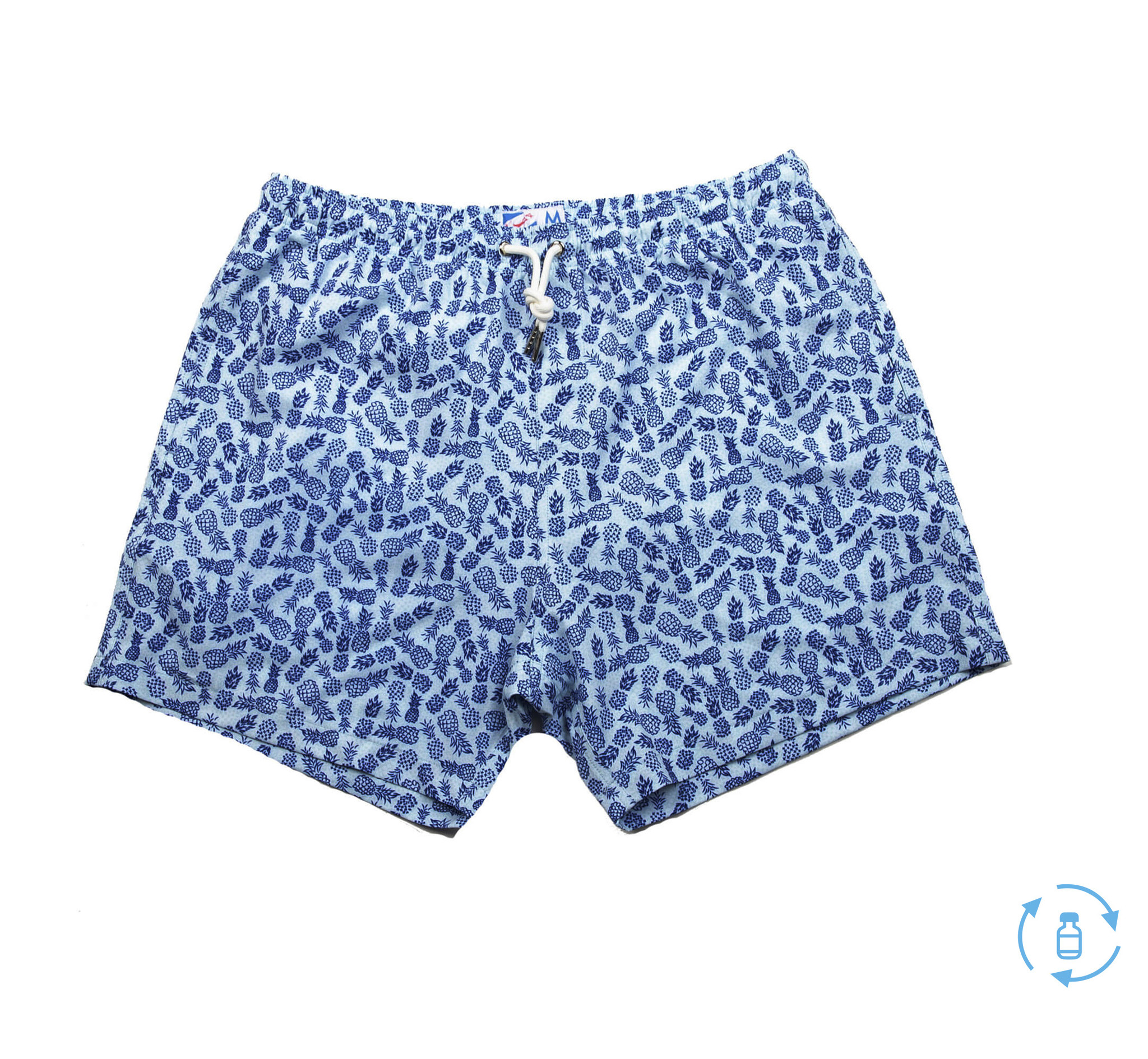 Bermies Bermies Pineapple Shorts