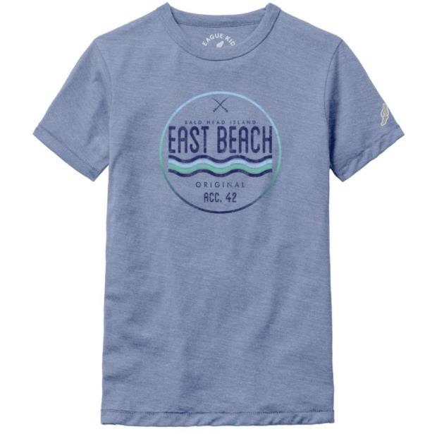 League EB Hipster Tee