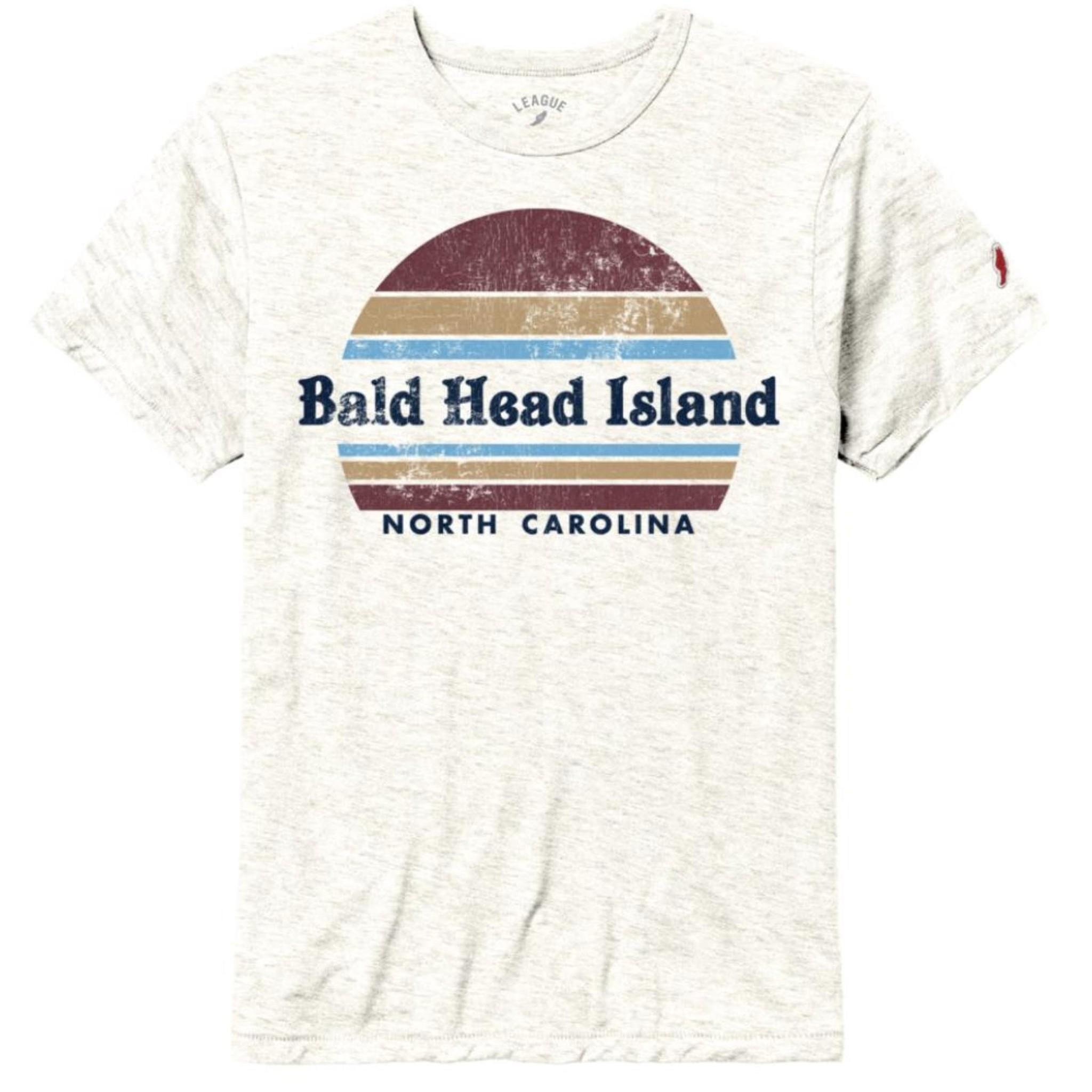 League Bald Head Sun Tee