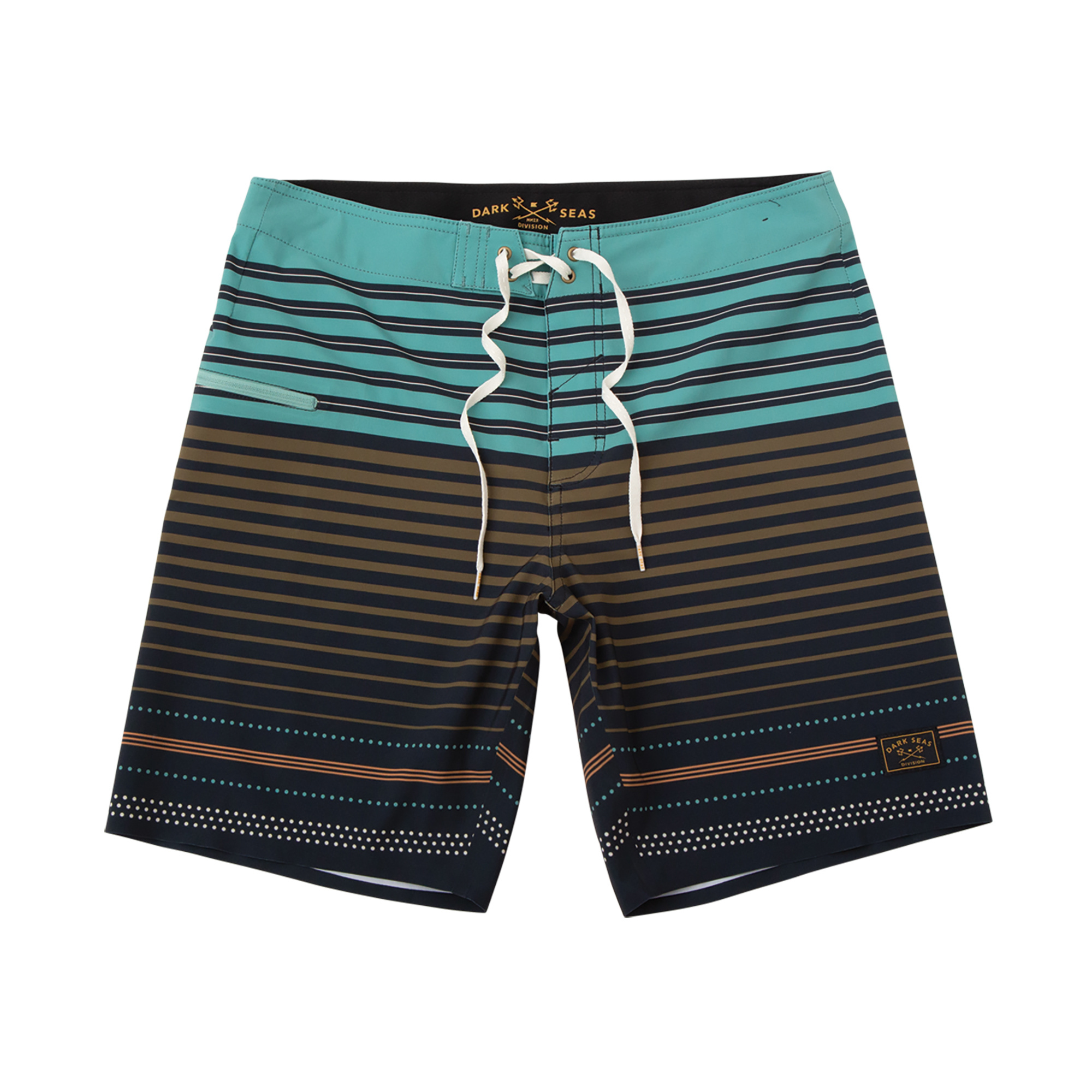 Dark Seas Marigram Boardshort