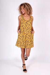 Rove and Roam Latitude Dress