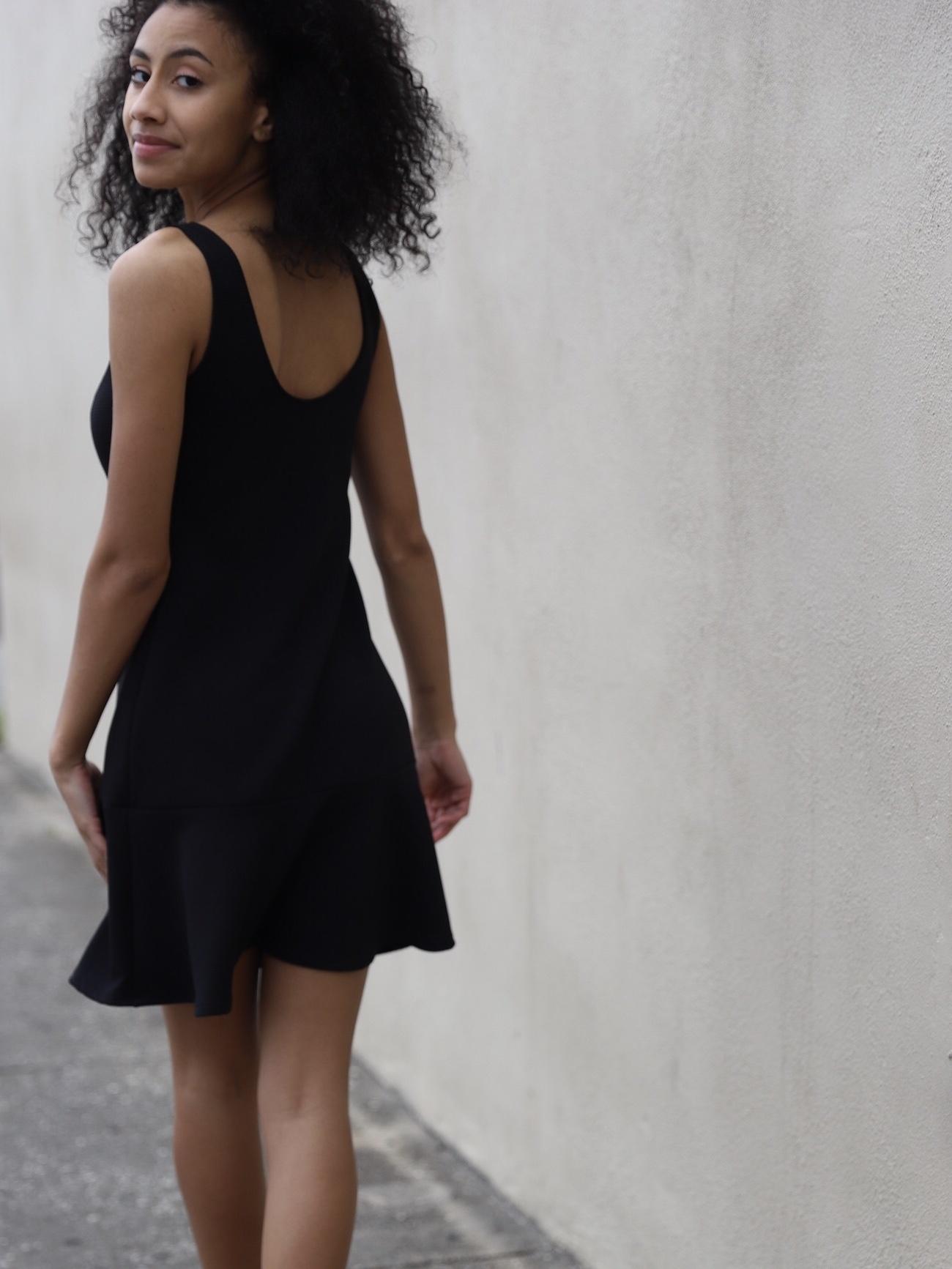Rove and Roam Flutter Dress