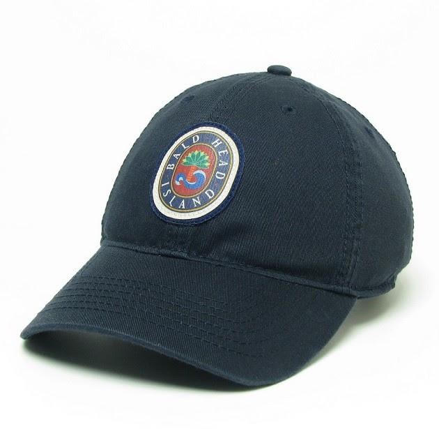 Legacy BHI Logo Custom Hat Navy