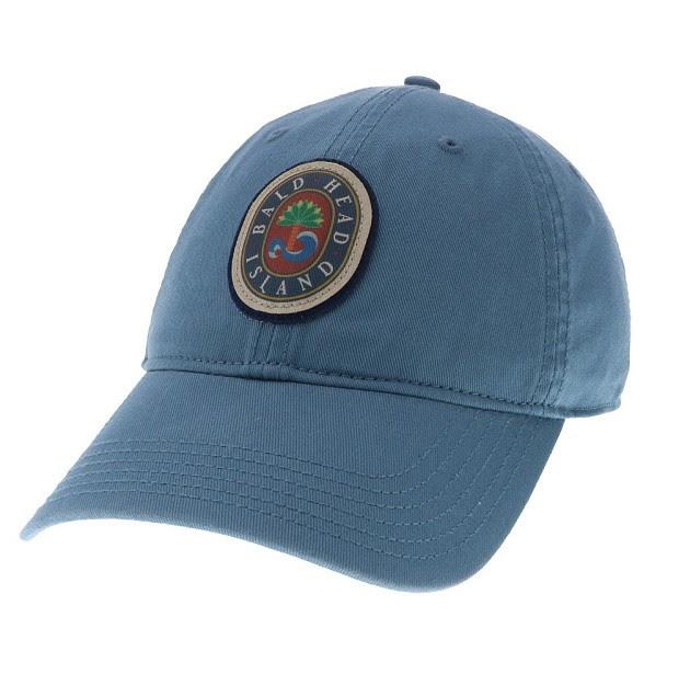 Legacy BHI Logo Custom EZA Lake Blue