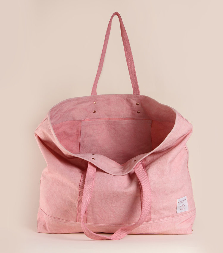 Immodest Cotton x Fleabag Small East West Tote
