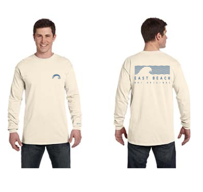 Comfort Colors East Beach Comfort Colors L/S Tee