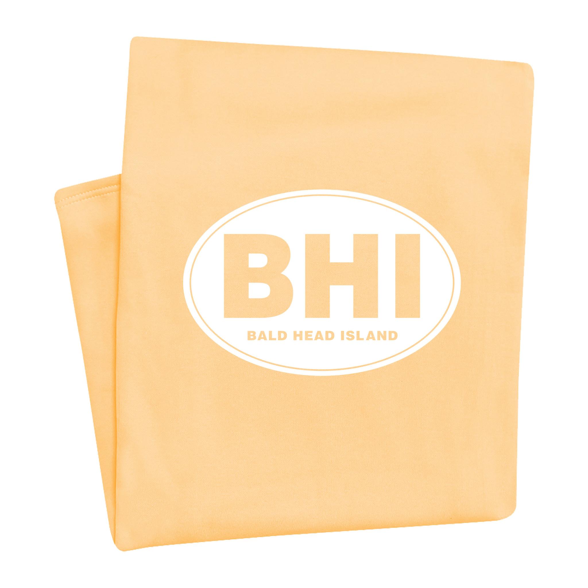 MV Sport BHI Sweatshirt Blanket