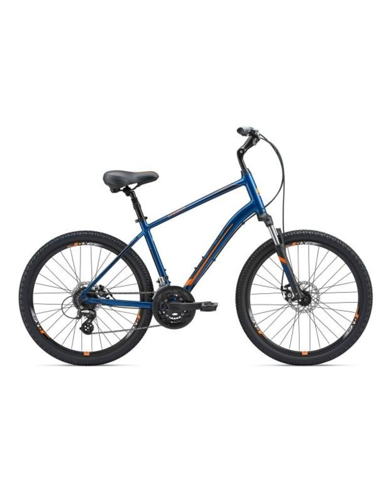 Giant GIANT Sedona DX Disc Electric Blue/Orange/Black 2018