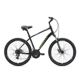 Giant Giant Sedona DX Disc Satin Black/Neon Green/Charcoal 2018