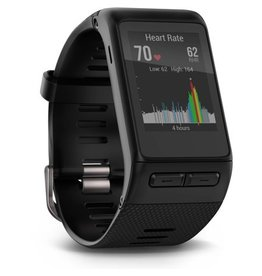 Garmin Garmin VivoActive HR Regular Fit, Black