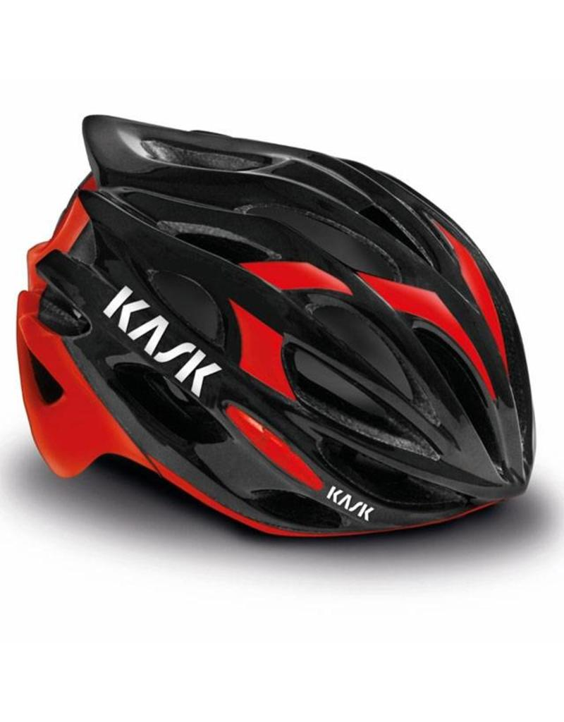 Kask Kask Mojito - Black / Red - Large - CPSC