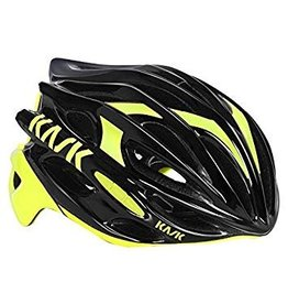 Kask Kask Mojito - Black / Fluo Yellow - Large - CPSC