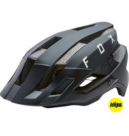 Fox Racing Fox Racing Flux MIPS Helmet: Black SM/MD
