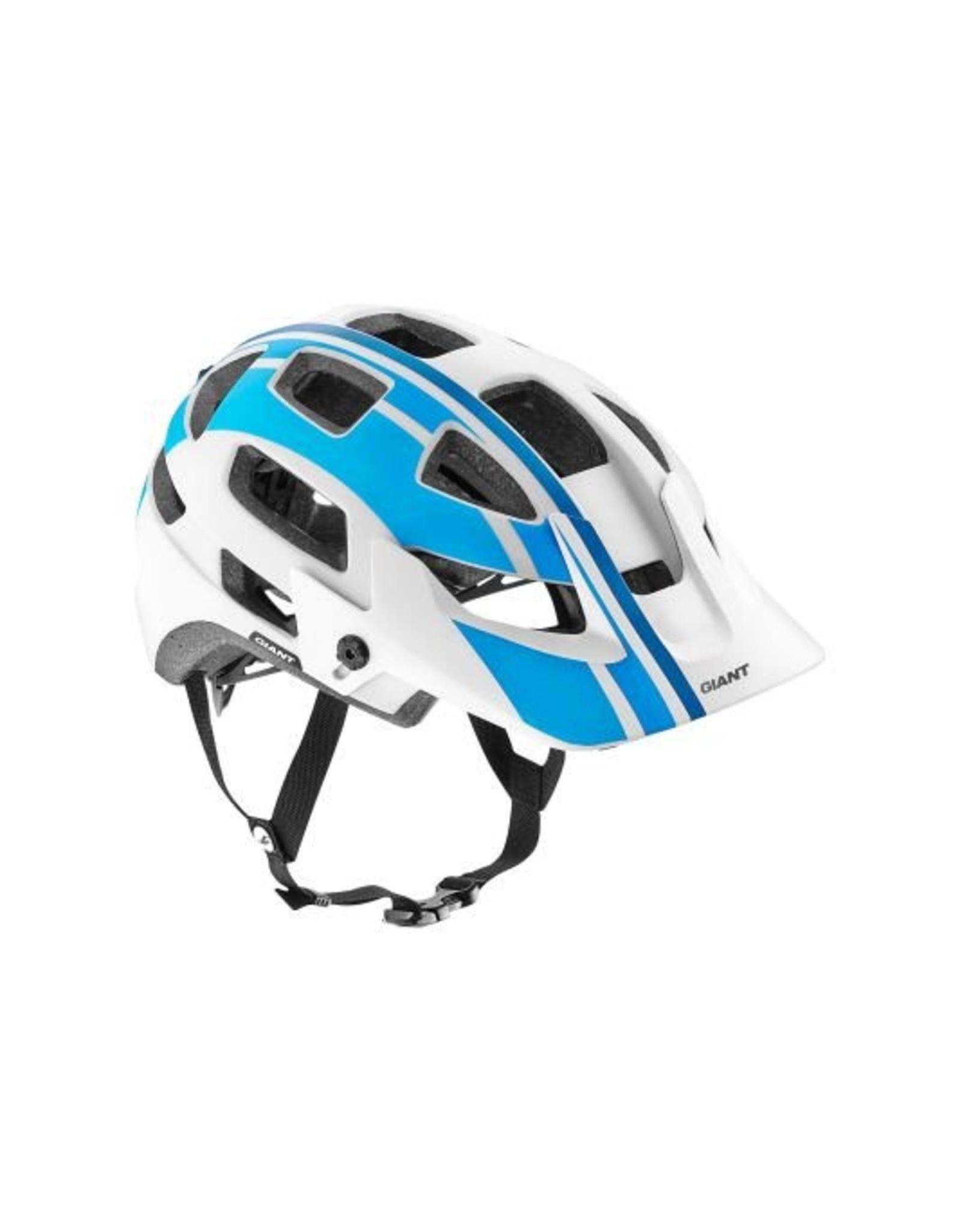 Giant GIANT Rail Helmet SM White/Blue