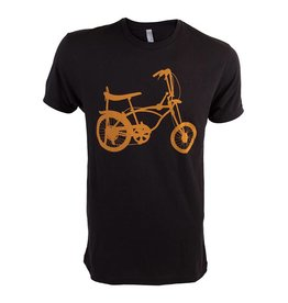 DHDWEAR CLOTHING T-SHIRT DHD BANANA SEAT XL BLK