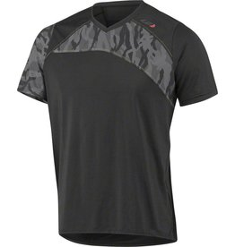 Louis Garneau Louis Garneau Andes MTB Short Sleeve T-Shirt: Black/Gray MD