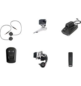 SRAM GROUP KIT SRAM ETAP AERO2x11 RED BLIPSx4 & BLIPBOX/RD & BATTERY/FD & BATTERY/CHARGER & CORD/USB-STICK