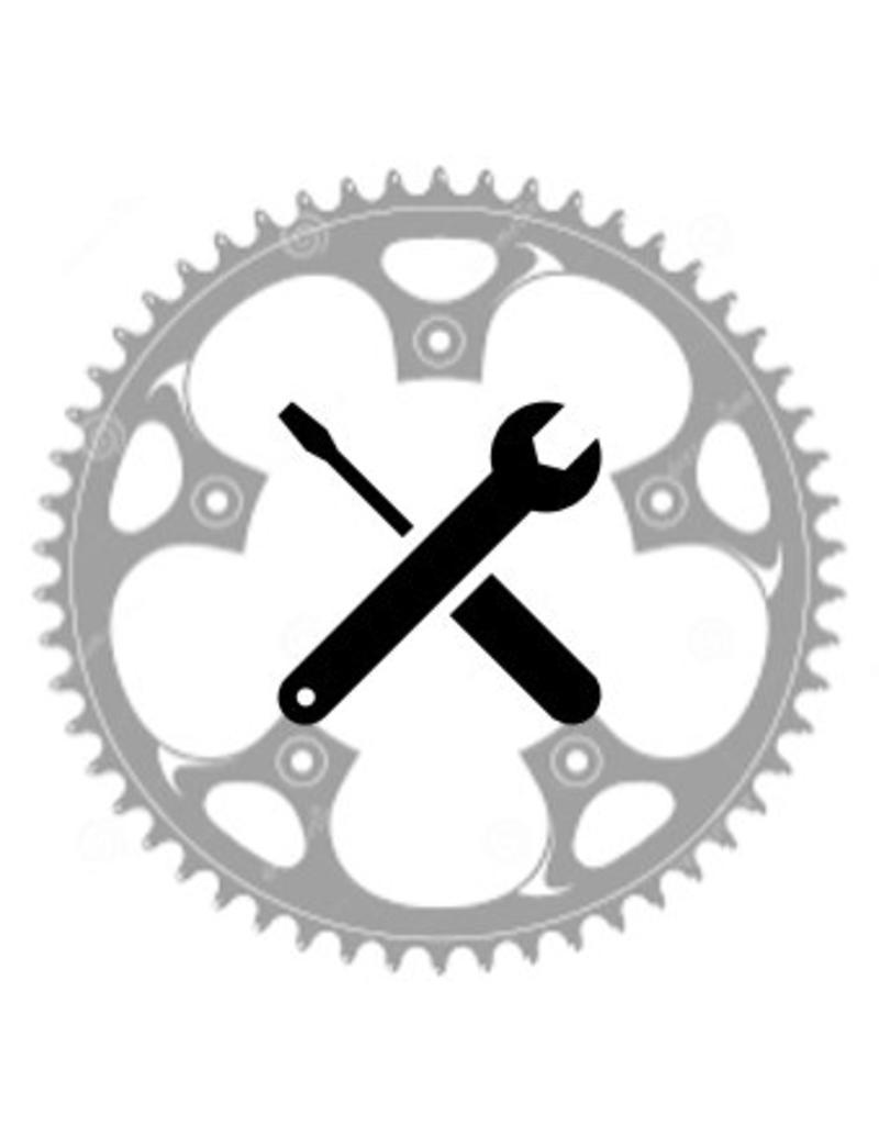 Install Training Wheels