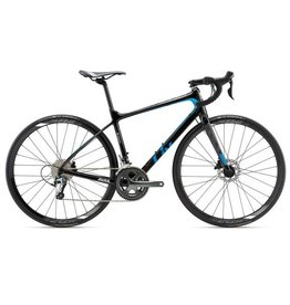 Liv 2018 GIANT/LIV Avail Advanced 3 M Carbon Smoke/Blue
