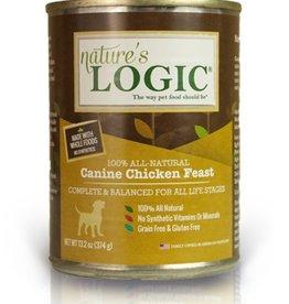 Natures Logic Natures Logic Dog Can Food-Chicken 13.2oz