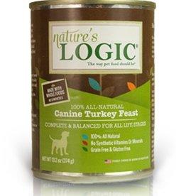 Natures Logic Natures Logic Dog Can Food-Turkey 13.2oz