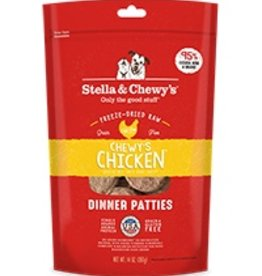 Stella & Chewy's Freeze Dried Dinner Patties for Dogs - Chewy's Chicken
