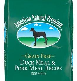 American Natural Premium American Natural Premium - Grain-Free Duck & Pork - 30#