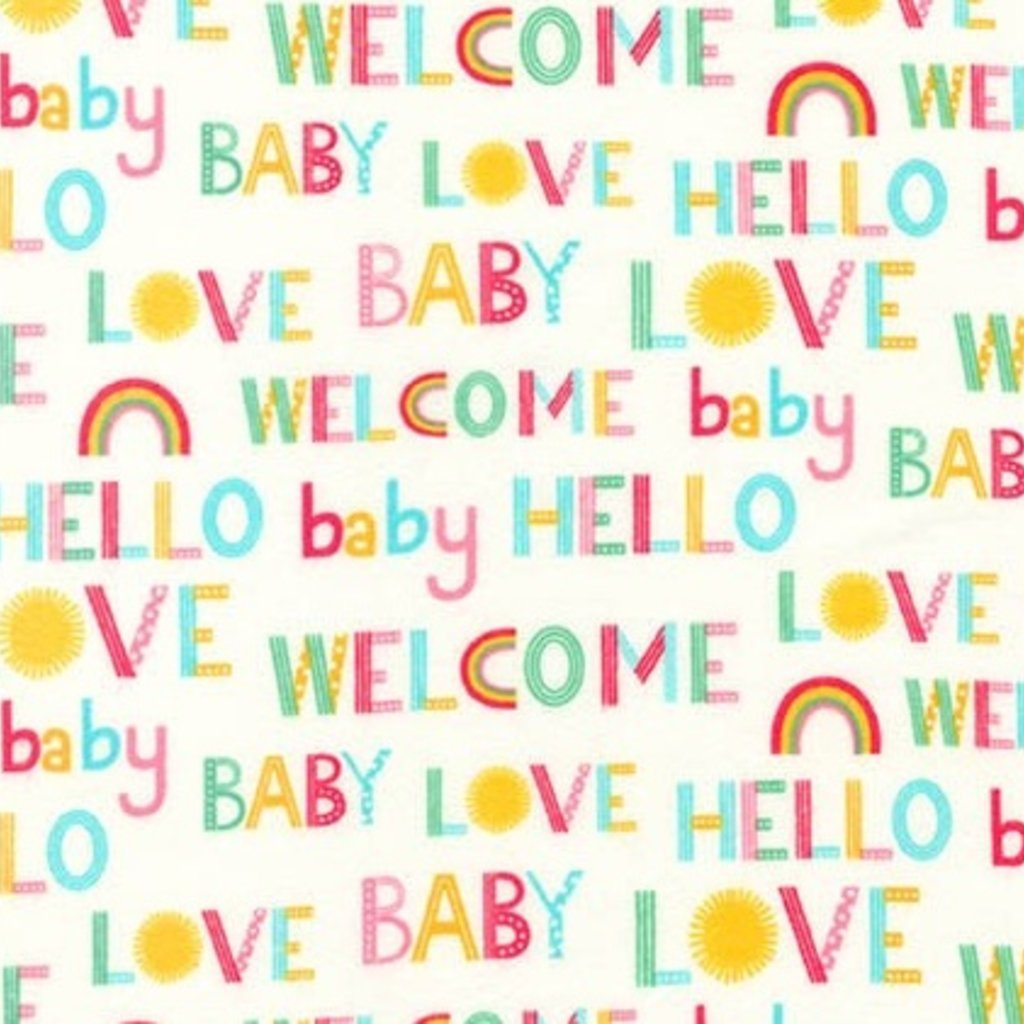 Welcome Baby AUFF-17891-205