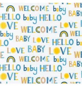 Welcome Baby AUFF-17891-4