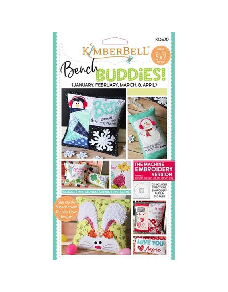 Bench Buddies-January 17th at 5:30pm-8:30pm
