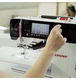 Bernina Basics- Febraury 9th at 10am-1pm