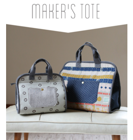 Maker's Tote class-June 8th at 10:00am - 4:00pm