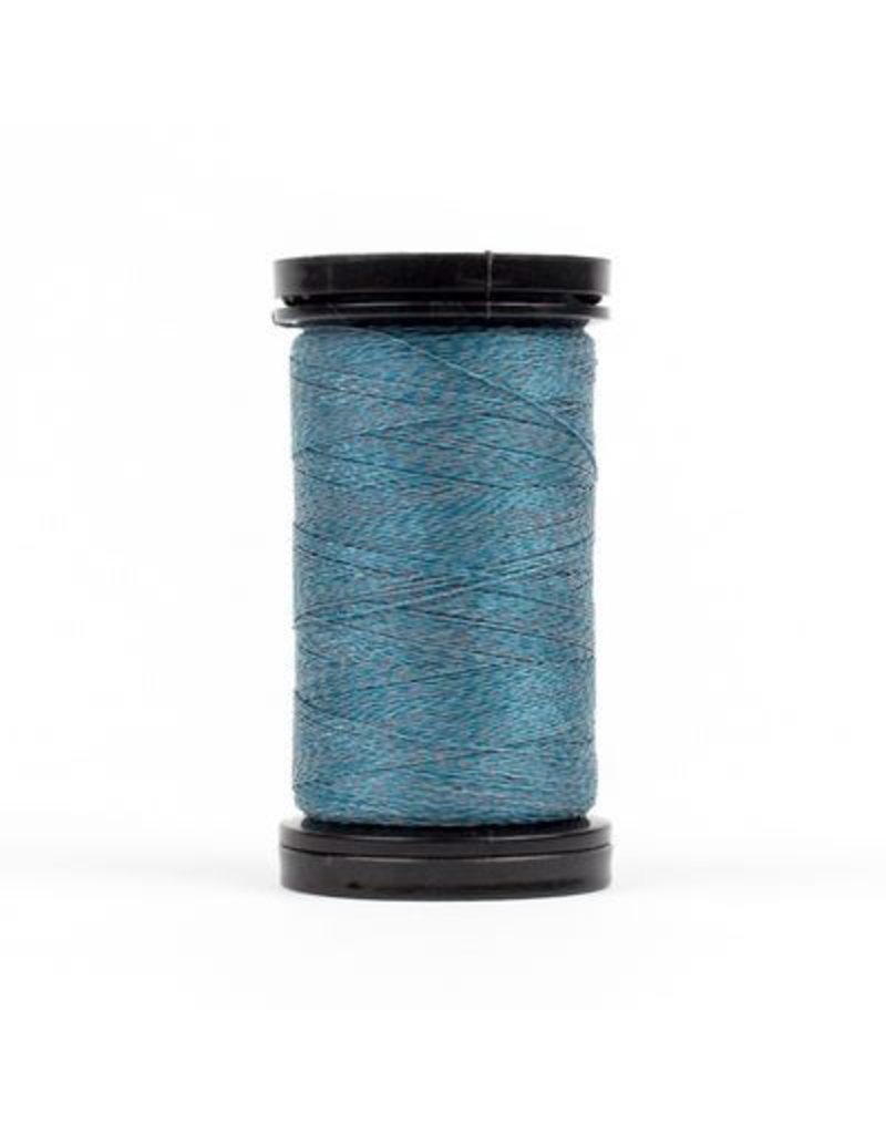 Poly Flash Thread-Lake Blue