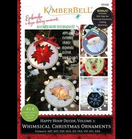 Happy Hoop Decor Volume 1 Whimsical Christmas Ornaments
