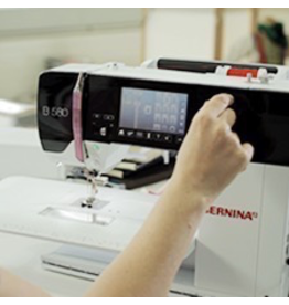Bernina Basics July 20th at 10:00am-1:00pm