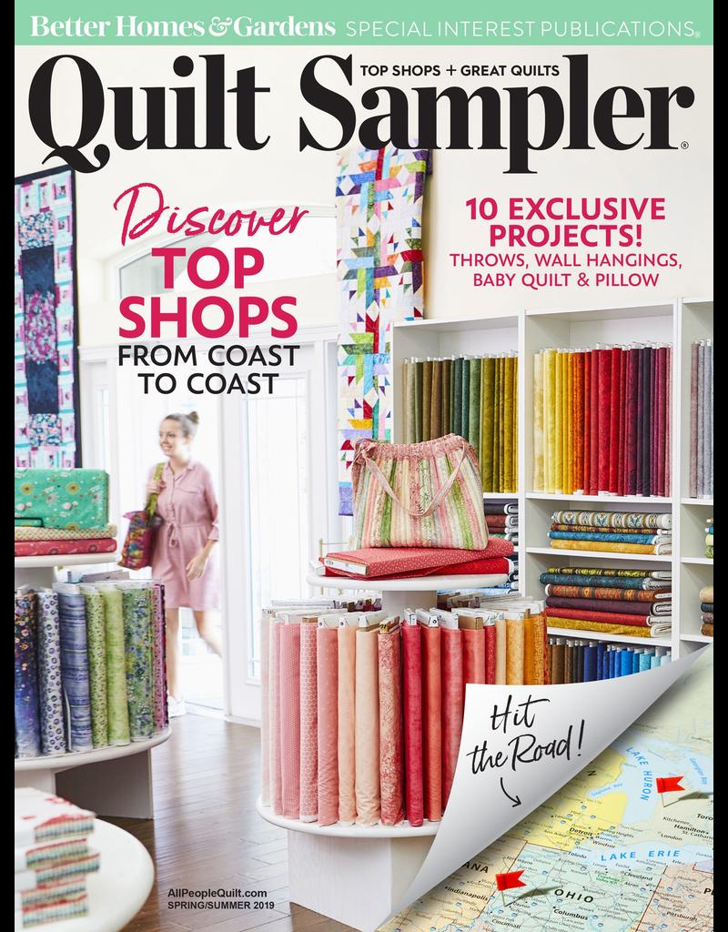Quilt Sampler Spring/Summer 2019